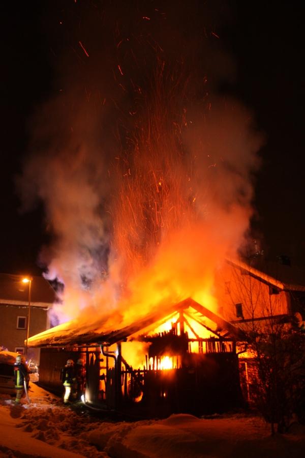 Holzschuppenbrand Jenbach2_31.12.2014