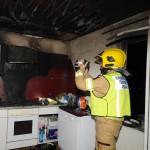Küchenbrand in Jenbach