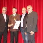 Ehrenzeichen Silber: Rudolf Schiessl
