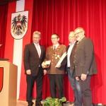 Ehrenzeichen Silber: Wolfgang Haberditz
