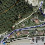 Zubringerleitung vom Bereich Tiwag bis zum Regenrückhaltebecken Zellerries