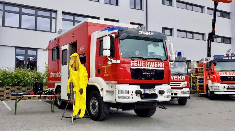 19.05.2019 // Blaulichttag / Freiwillige Feuerwehr Axams