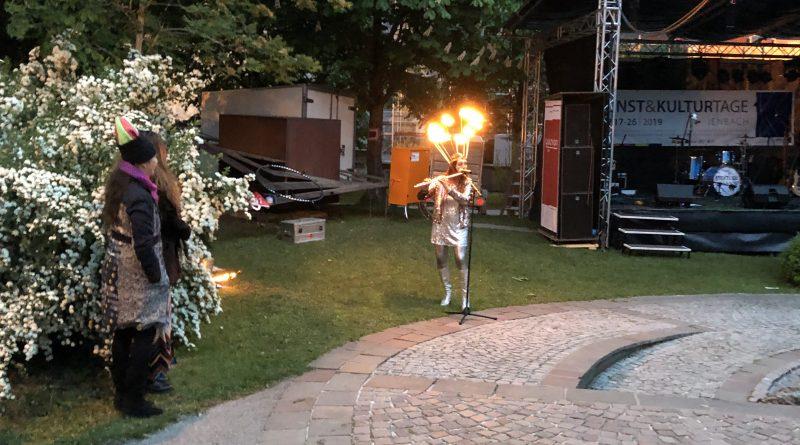 Nr. 049 // 19.05.2019 Brandsicherheitswache / Kunst&Kulturtage