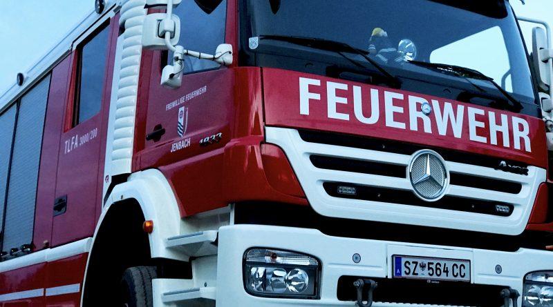 Nr. 098 // 17.07.2019 Brand im Wald / Huberwald