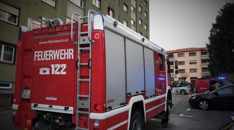 Nr. 188 // 10.12.2019 Brandmeldealarm / Josef Sattler Straße