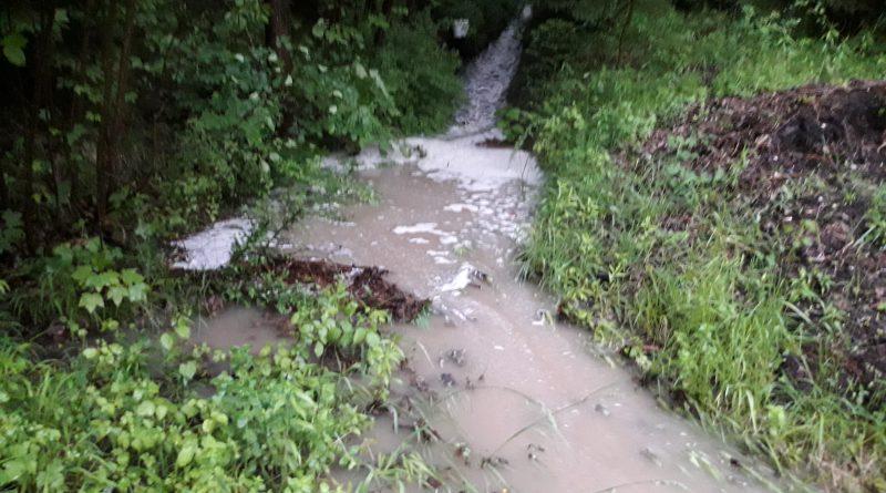Nr. 063 – 070 // Wasserschäden nach Unwetter / Ortsgebiet Jenbach